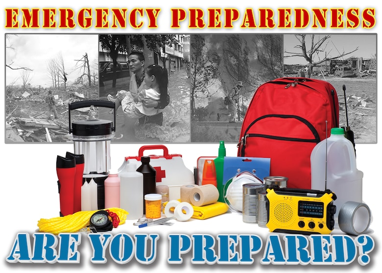 Since April 1, DeCA's severe weather preparedness promotional package is offering various items at reduced prices until Oct. 31. This package includes the following items: beef jerky and other assorted meat snacks, soup and chili mixes, canned goods, powdered milk, cereals, batteries, airtight bags, weather-ready flashlights, tape (all-weather, heavy-duty shipping and duct), first-aid kits, lighters, matches, lanterns, candles, hand sanitizer and anti-bacterial wipes. Specific promotional items may vary from store to store.