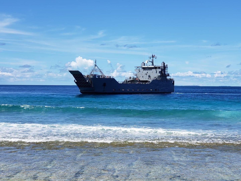US Army demonstrates commitment to Palau following Defense Secretary visit