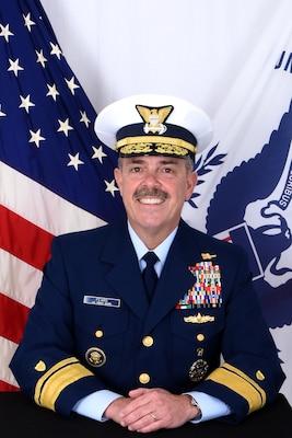 Photo of Rear Admiral Douglas M. Fears