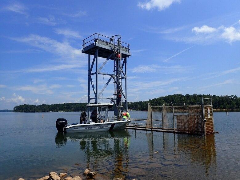 Island Creek Dam