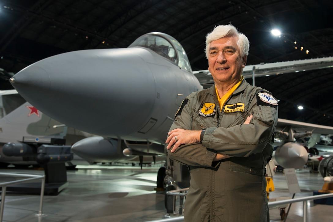 Col.(Ret.) Jim Verstreate