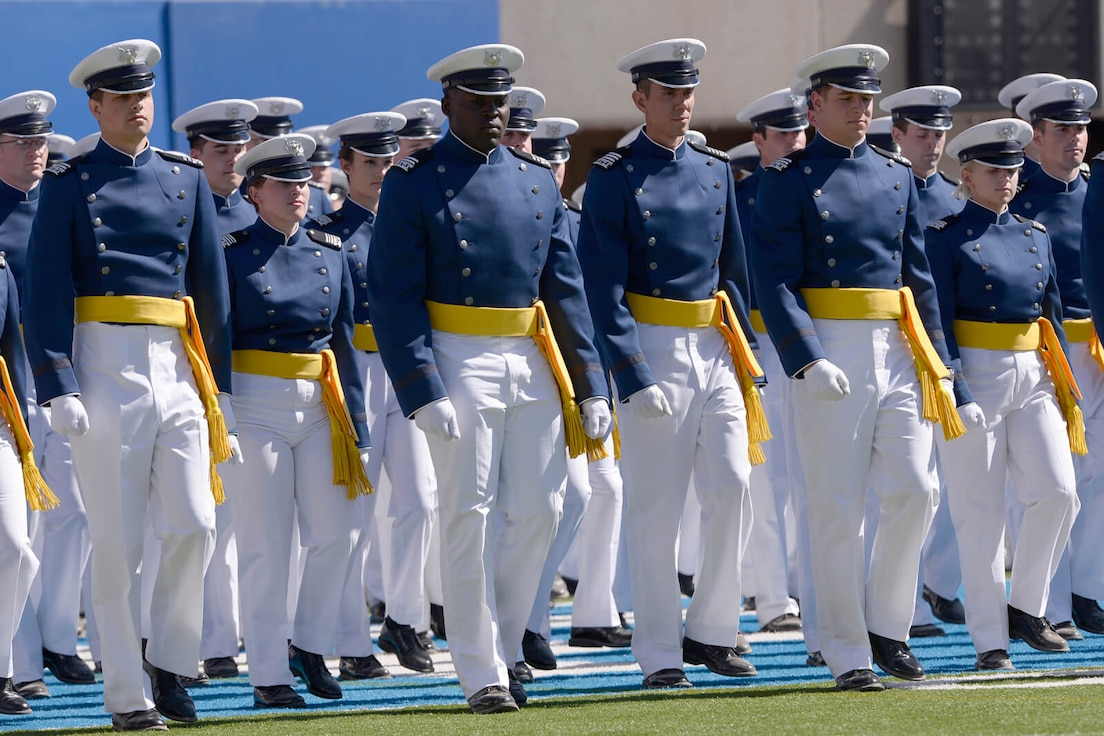 Air Force Academy places high in US News' college rankings