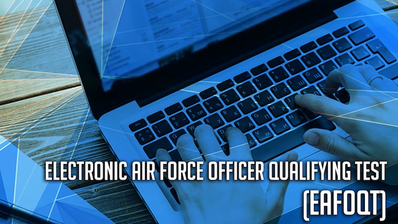 Due to COVID-19 limiting opportunities to take the traditional Air Force Officer Qualifying Test, Air Force Recruiting Service and the Air Force Personnel Center's strategic research and assessments branch,  collaborated to create the first electronic version of the traditional AFOQT.