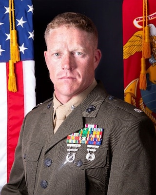 Battalion Commander, 2nd Battalion, 25th Marine Regiment