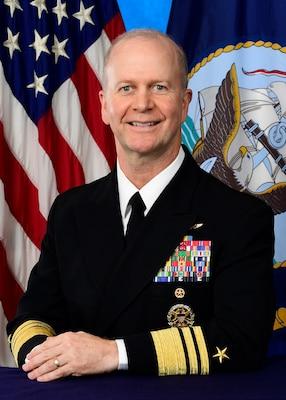 Vice Adm. Ross Myers