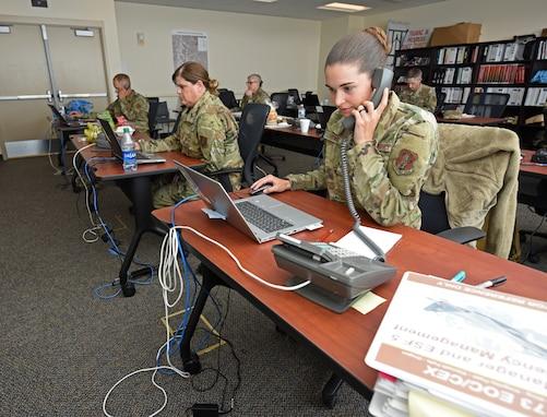 173rd FW Emergency Operations