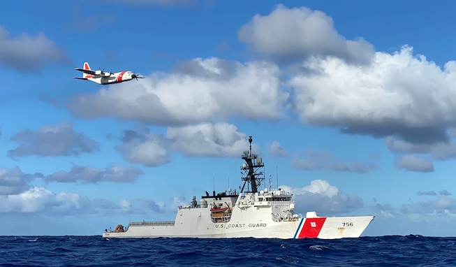 Coast Guard Cutter Returns to Hawaii after Completing Multi-country Operation Targeting Illegal Fishing in the South Pacific Ocean