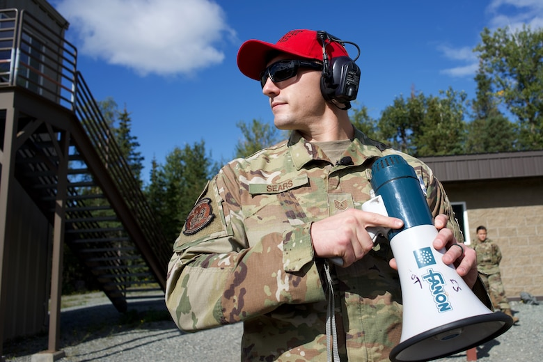 Combat Arms instructor keeps 176th Wing sharp