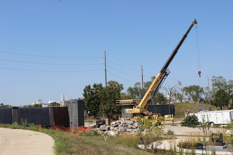 Cedar Rapids Flood Risk Management Project - 16th Ave. Closure