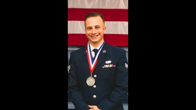 Staff Sgt. Ronald J. Ouellette, 42nd Aerial Port Squadron member, of Merrimack, New Hampshire, died in a single all-terrain-vehicle non-combat related accident on the flightline at Ali Al Salem Air Base, Kuwait, Sept. 14. (Courtesy photo)
