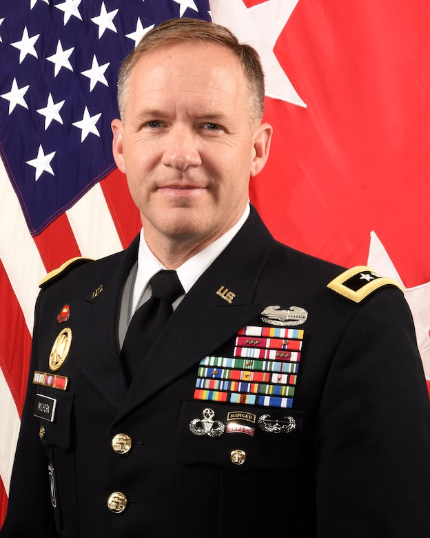 Major General Jeffrey L. Milhorn Deputy Commanding General for Military & International Operations