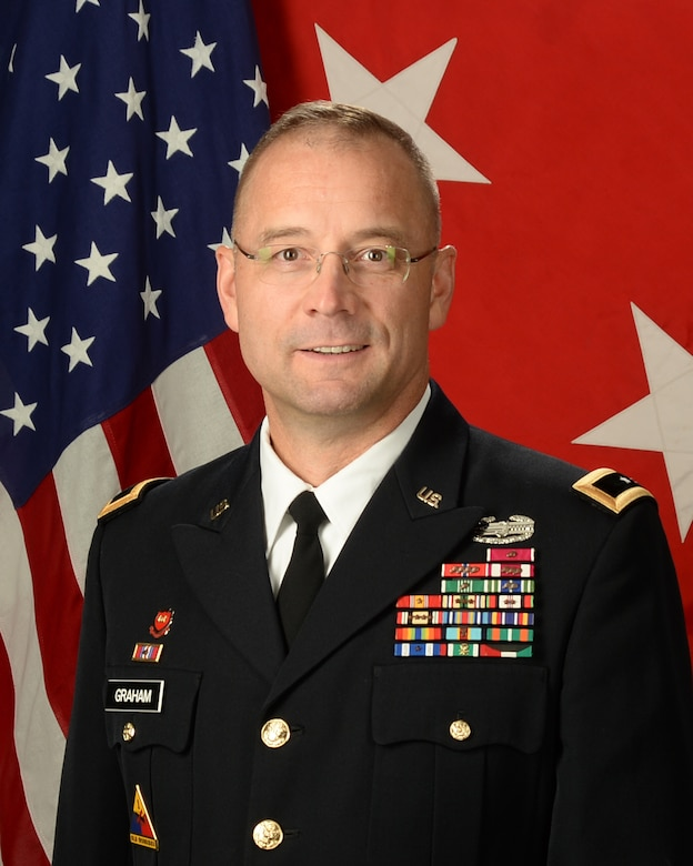 Major General William (Butch) H. Graham Deputy Commanding General for Civil and Emergency Operations