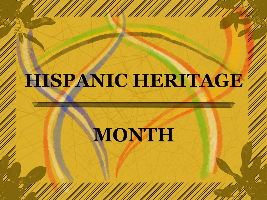 Sept. 15 through Oct. 15 is Hispanic Heritage Month, which celebrates the many contributions, histories and cultures of the Hispanic community in the U.S.
