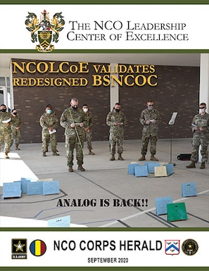 NCO Corps Herald - September 2020