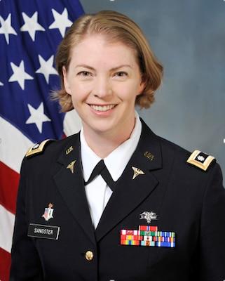 Lieutenant Colonel Jodi K. Sangster, Public Health Activity-Guam Commander