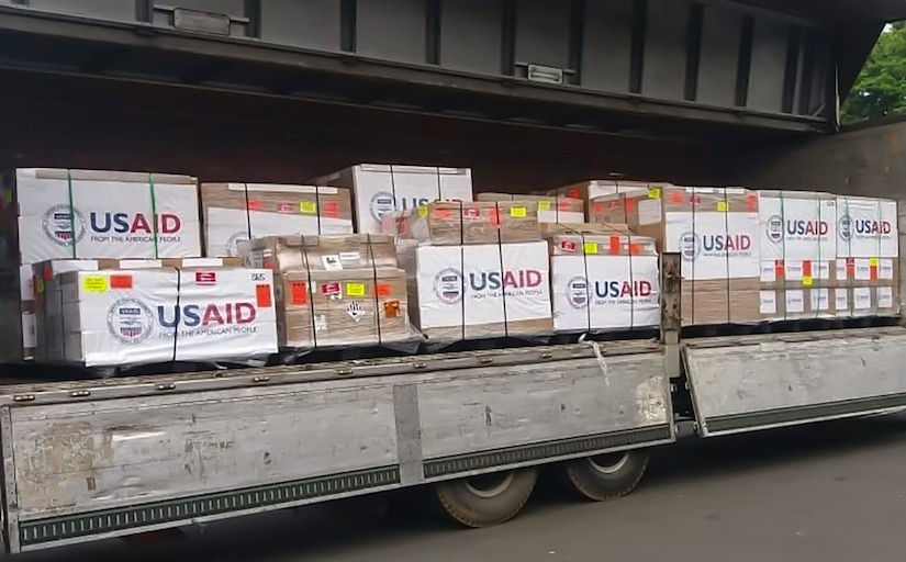United States Donates an Additional 400 Ventilators to Support Indonesia in the Fight Against Covid-19