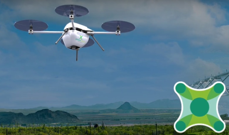 Greensight Dreamer drone currently used in agriculture applications will be adapted for airfield debris detection.