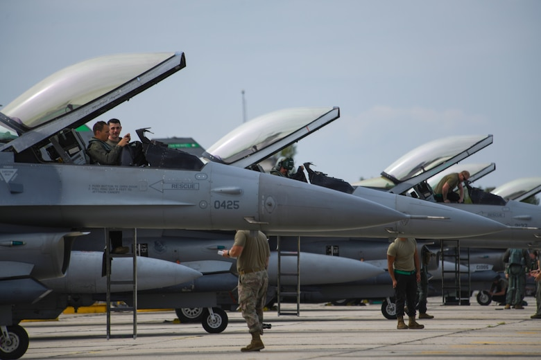 Thracian Viper 20 is a multilateral training exercise, which allows both U.S. Air Force Airmen and Bulgarian forces to extend joint warfighting capability through operational and tactical training.