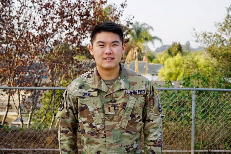 Photo of  2nd Lt. Matthew Chang