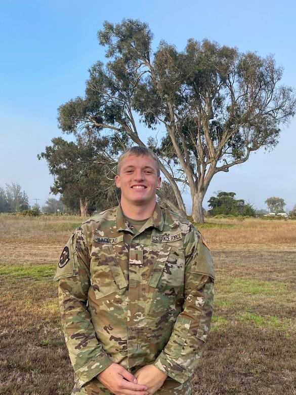 Photo of 2nd Lt. Nicholas Lindblad