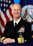 Vice Admiral Ross Myers