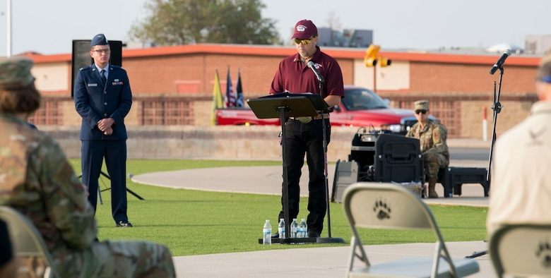 Holloman honors POW/MIA
