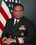 Rear Admiral Victor Guillory