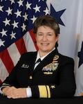 Rear Admiral Janice Hamby
