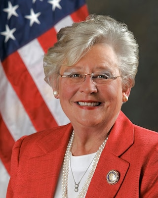 Kay Ivey became Alabama's 54th governor April 10, 2017.
