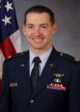Maj. Michael Knauf