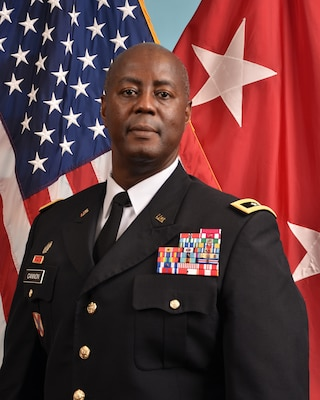 Assistant Adjutant General Maj. Gen. Sylvester Cannon