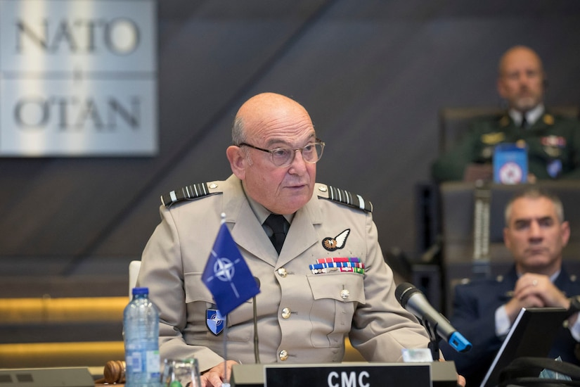 NATO Military Committee Gets Virtual Check on Alliance Missions