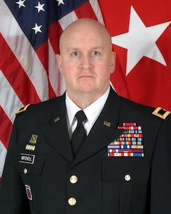 Assistant Adjutant General Brig. Gen. Michael A. Mitchell