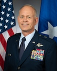 Official photo for Brigadier General William Sparrow, Alabama National Guard Assistant Adjutant General for Air