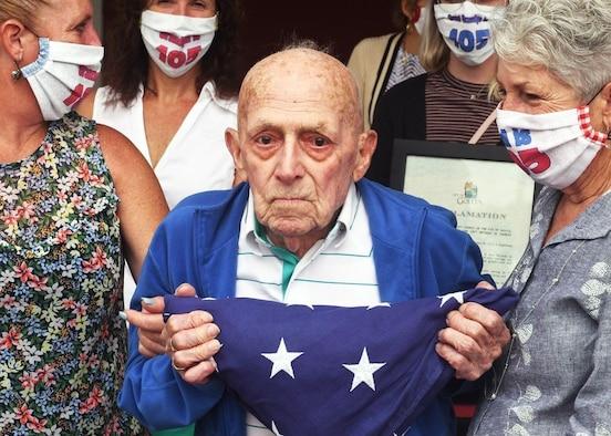 Photo from 105th birthday celebration