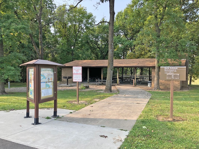 North Overlook Picnic Shelter
