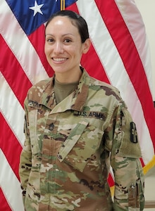 As part of Hispanic Heritage month, Sgt. First Class, Maria Two Crow, deployed with the 228th Combat Support Hospital to Kuwait, discusses her Hispanic culture, values and what she brings to the Army.