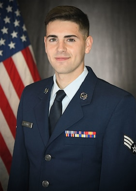 Senior Airman Caleb Lapinel of the 109th Airlift Wing will represent the New York National Guard and the United States at the Brazilian Army Center for Jungle Warfare instruction course in Manaus, Brazil, beginning Sept. 26, 2020.