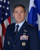 This is the official photo of Lt. Gen. David A. Krumm.