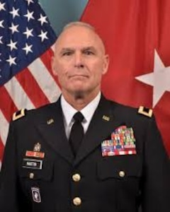BG Jerry Martin - Jun 18 to Present - Commander, 135th Sustainment Command, Birmingham, Alabama
