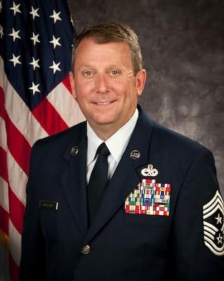 State CMSgt David Bullard