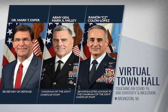 Oblique aerial photo of Pentagon