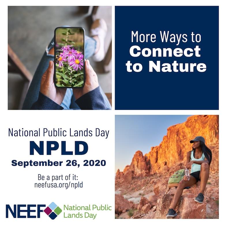 National Public Lands Day is Sat. Sept. 26!