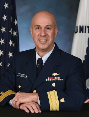 Photo of Rear Admiral Mark J. Fedor