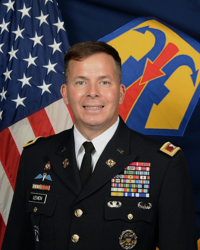 Col. Douglas A. LeVien (Photo by U.S. Army Reserve)