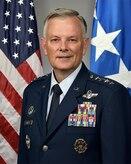 This is the official portrait of Gen. Glen D. VanHerck.