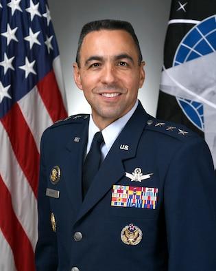 This is the official photo of Lt. Gen. William J. Liquori, Jr.