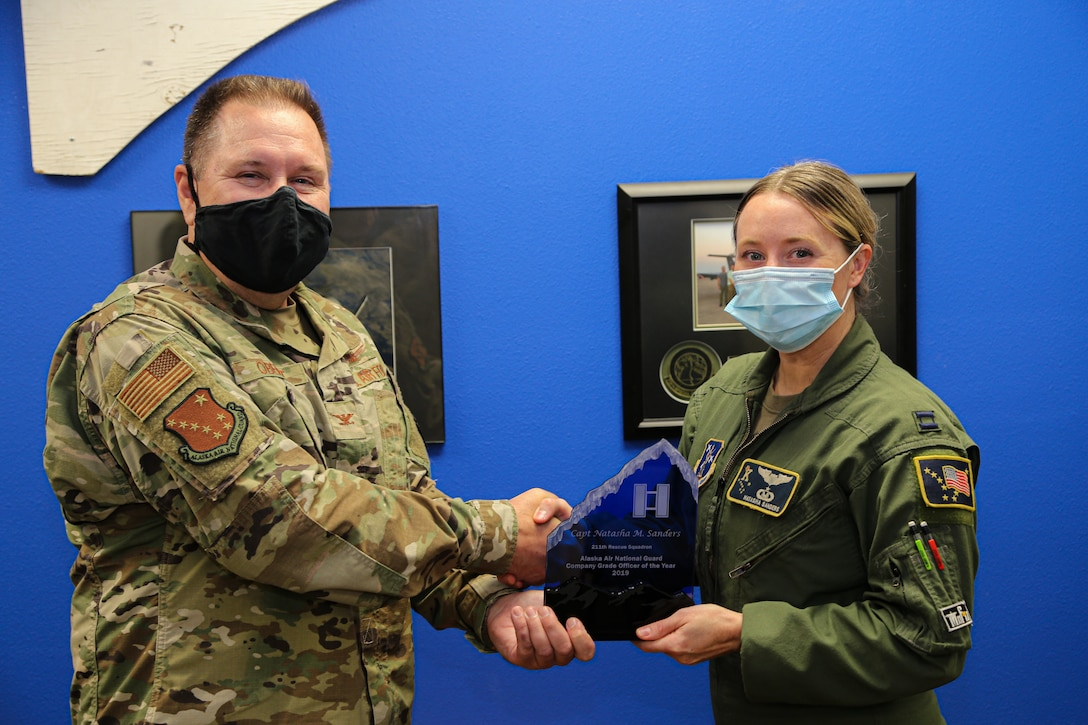 211th Rescue Squadron captures top individual awards for 2019