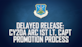 Due to unforeseen events, the CY20A ARC First Lieutenant and Captain's Process has experienced delays and the Air Reserve Personnel Center Selection Board Secretariat is unable to provide an exact public release date at this time. The packages are still pending approval and as a result, this will unfortunately may delay some officer's promotions.