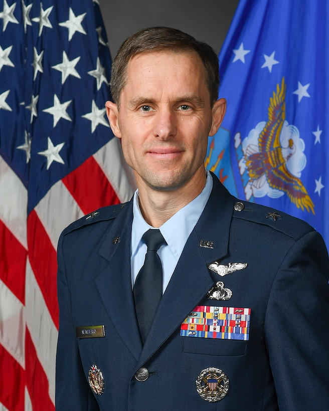 Brig. Gen. John P. Newberry is the Air Force Program Executive Officer for Bombers.